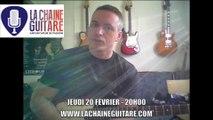 Teaser Masterclass Yvan Guillevic - Rock Progressif et Blues