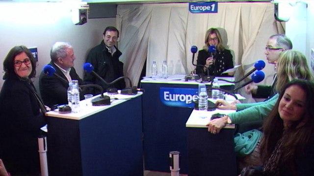 Le train Europe 1 des Municipales en escale à Lorient