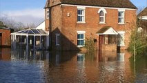 UK floods: No let up after a month of flooding