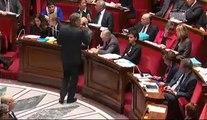 [ARCHIVE] Rythmes scolaires : réponse de Vincent Peillon au député Éric Straumann lors des questions au Gouvernement à l'Assemblée nationale, le 12 février 2014