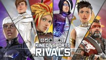 "Kinect Sports Rivals | Official ""Teams"" Trailer 
