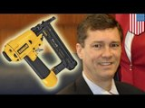 Nail gun suicide: Colorado CEO shoots himself eight times in head, chest