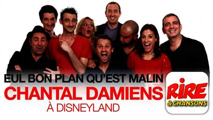 Rire & Chansons - Chantal Damiens à DisneyLand