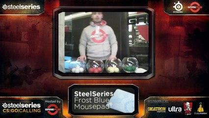 Steelseries CSGO calling - Groups draw