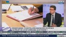 Crowdfunding: les nouvelles règles: Benoit Bazzocchi, dans Intégrale Placements – 14/02