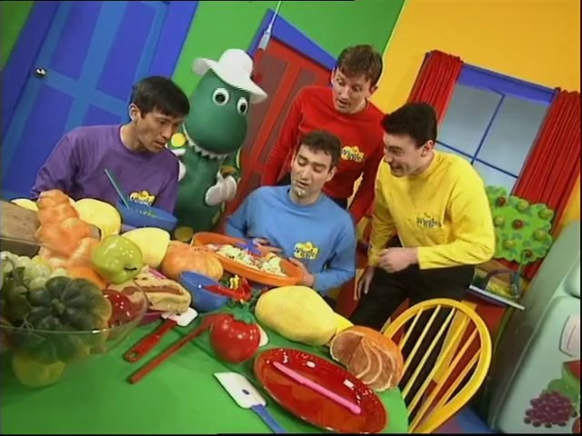 The Wiggles (TV Series 1): Foodman