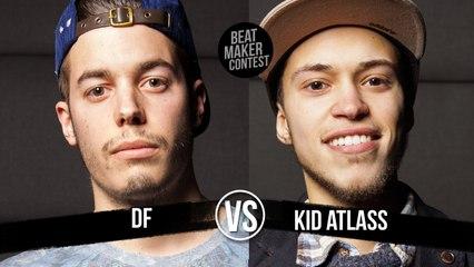 DF vs  KID ATLAAS // BMC#13 (1/2 finale)