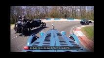 Voitures Anciennes : des femmes en Bugatti (Emission Turbo du 09/02/2014)