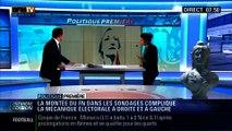 Politique Première: La montée du Front national dans les sondages inquiète la classe politique - 13/02