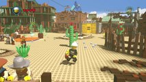 The Lego Movie Videogame - How to Unlock Fast Build Red Brick PS4 1080P