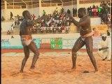 Combat Diame Terri/Barra Ndiaye à Yoff et tous les combats préliminaires