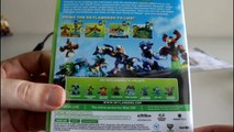 Skylanders Swap Force Dark Edition Unboxing 1080P
