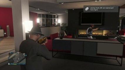 GTA Online - Glitch pour entrer dans les 2 maisons de Franklin