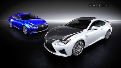LEXUS RC F, leather Lacoste, gift Valentine's Day, Beauty and the Beast, makeup Guerlain