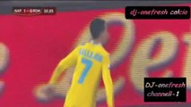 Napoli vs Roma 3-0 - Napoli 3-0 Roma - music version disponibile su dj-onefresh link sotto