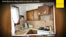 Vente Maison de village, Pézilla-la-rivière (66), 191 600€