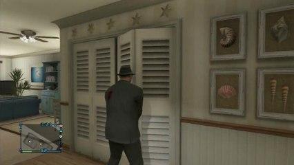 GTA Online - Glitch pour entrer chez Trevor & Floyd