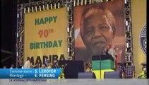 Décès de Nelson Mandela : hommage du président Jacob Zuma