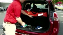 2014 Nissan Rogue Divide-N-Hide Cargo System
