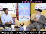 Interview of justice and chief election comissioner abdur rouf with shaifur rahman sagar Part 2
