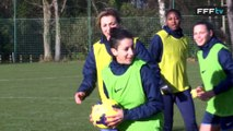 U20 Féminines : Coup d'envoi de la préparation pour le Mondial à Clairefontaine !