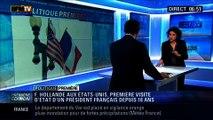 Politique Première: Première visite d'État de François Hollande aux États-Unis - 10/02