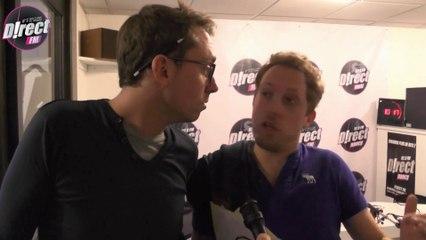 Interview après Wake Up avec Jérémy Ka et Guillaume