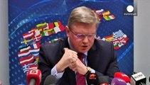 """Kiev, il Commissario faule: """"Aiuti da Bruxelles, ma a condizioni chiare"""""""
