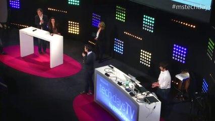 Présentation de Les Grappes au Start-up Arena - 12.02.14