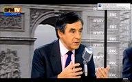 François FILLON répond aux auditeurs de RMC/BFM TV le 10 février 2014
