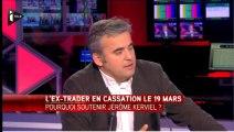"""""""On ne veut pas toucher aux banques"""" A. Corbière I-Télé (Affaire Kerviel)"""