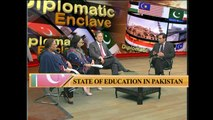 Interview of the UNESCO Regional and Country Directors for PTV World's 'Diplomatic Enclave with Omar Khalid Butt'..