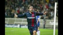 PSG : Le premier but de Pedro Miguel Pauleta