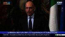 Italie: la troisième économie de la zone euro joue-t-elle avec le feu ?, dans Les Décodeurs de l'éco - 13/02 1/5