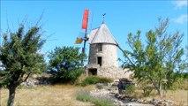 Villeneuve-Minervois - Le Moulin Benazeth