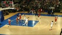 Eurocoupe - 1/4 finale retour : Basket Landes - Villeneuve d'Ascq