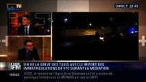 Le Soir BFM: Taxis vs VTC: Matignon reporte les immatriculations de VTC - 13/02 2/5