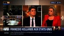 Le Soir BFM: Hollande aux États-Unis: va-t-il échapper aux questions sur sa vie privée ? - 10/02 3/5