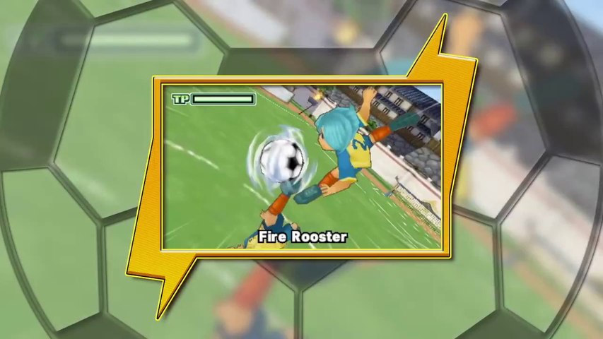 Inazuma Eleven - U.S. Launch Trailer