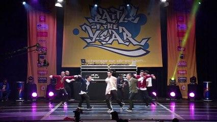 BOTY France 2013 Show La Smala