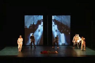 "Création ""Davai davai"" - Compagnie Top 9 - Theater Night au Zénith - 2010"