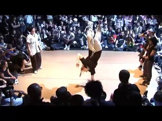 DVD battle of the year  France 2009