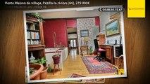 Vente Maison de village, Pézilla-la-rivière (66), 279 000€