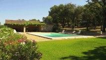 LOCATION SAISONNIERE à Saint Rémy de Provence - 8 Personnes - Mas traditionnel - Piscine