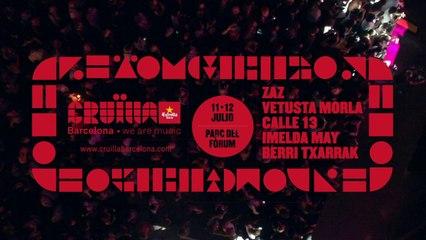 Festival Cruïlla Barcelona 2014