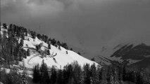 Puy Saint Vincent station de sports d'hiver des Hautes Alpes