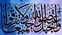 Prophet Muhammad &Islamic unity