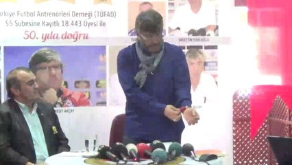 Mustafa Akçay basın toplantısı (14.02.2014)