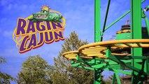 Six Flags America - Ragin Cajun Coasters Teaser