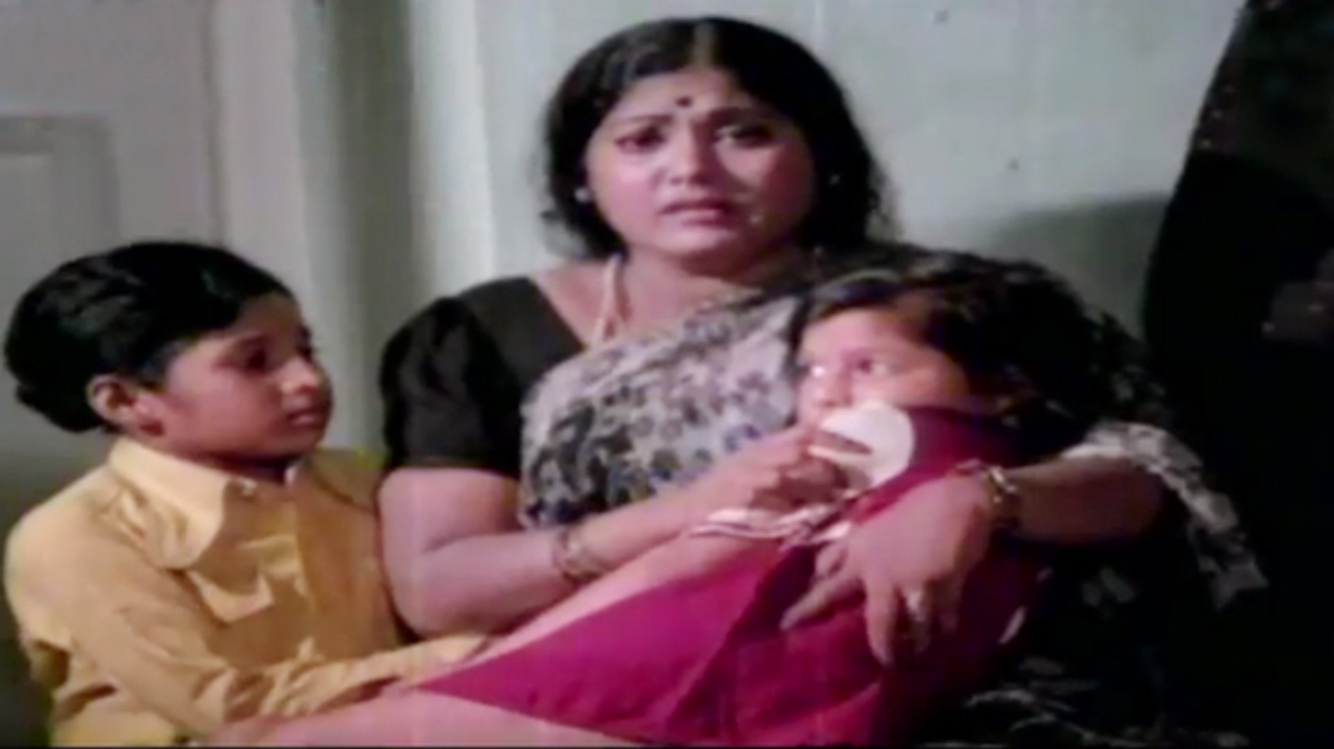 Mother Escapes From Son & Daughter | Shankarlal | Tamil Film